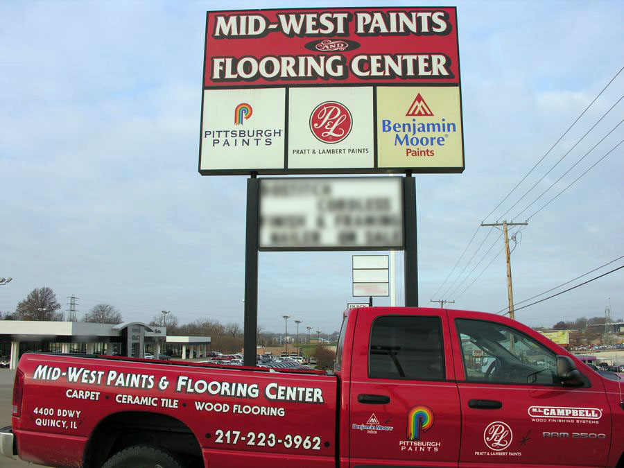 Midwest Paints and Home Center